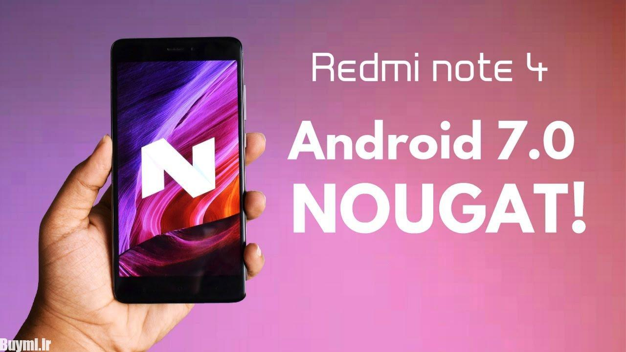 anroid7-redmi not 4