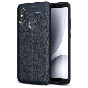 Xiaomi Redmi Note 5 Pro Autofocus Leather Back Cover