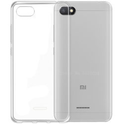 Xiaomi Redmi 6A Clear Cover
