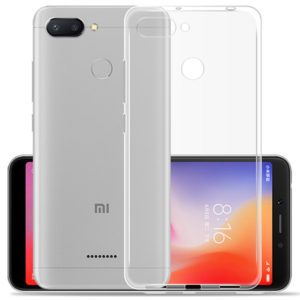 Xiaomi Redmi 6 Clear Cover