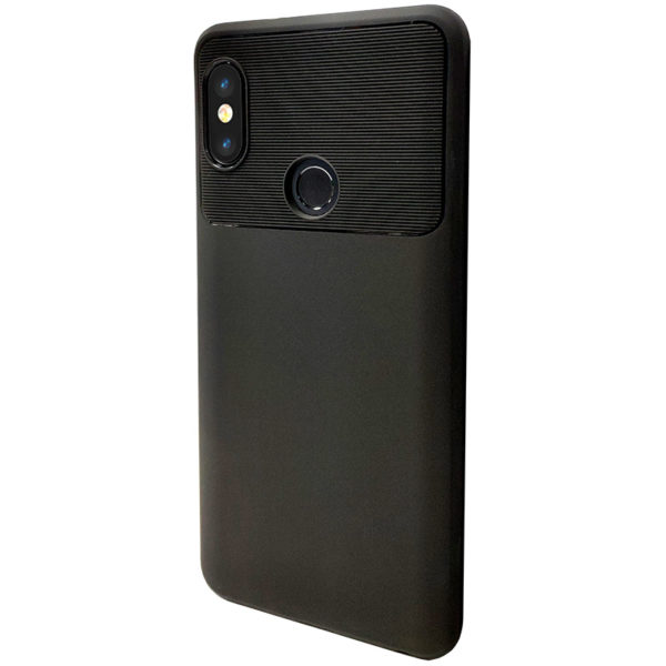 Redmi Note 5 Pro Back Cove Black