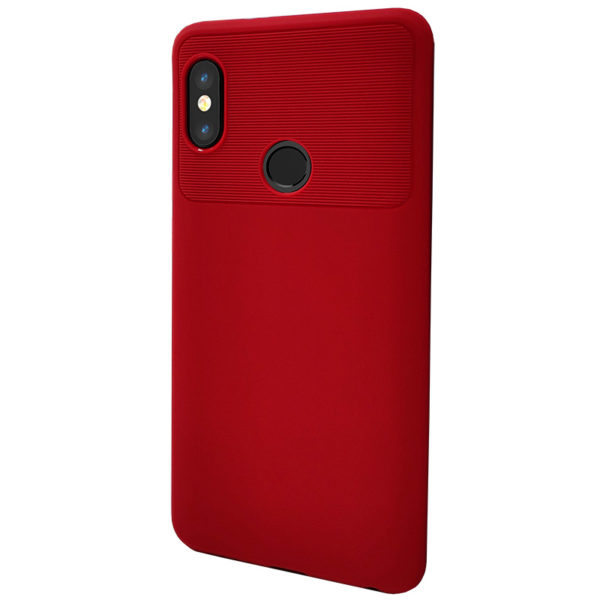 Redmi Note 5 Pro Back Cove Red