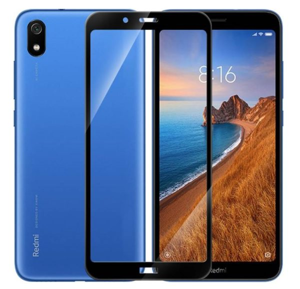 Redmi 7A Full Glass