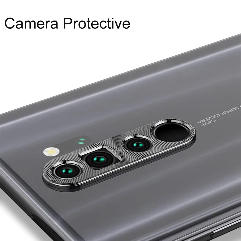 Redmi Note 8 Pro Metal Lens Cover