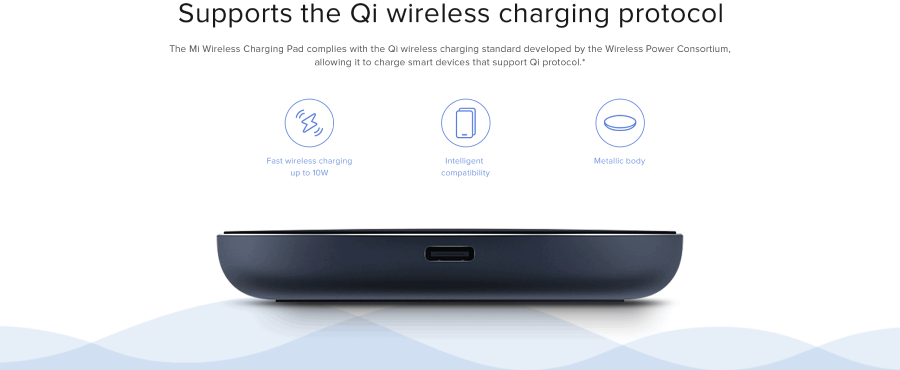 Mi Wireless Charging Pad 10W