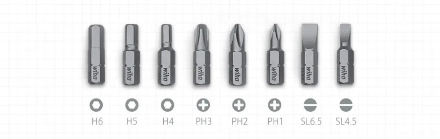 Mi x Wiha 8-in-1 Precision Screwdriver