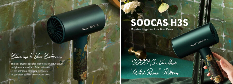 Soocas H3S hair dryer