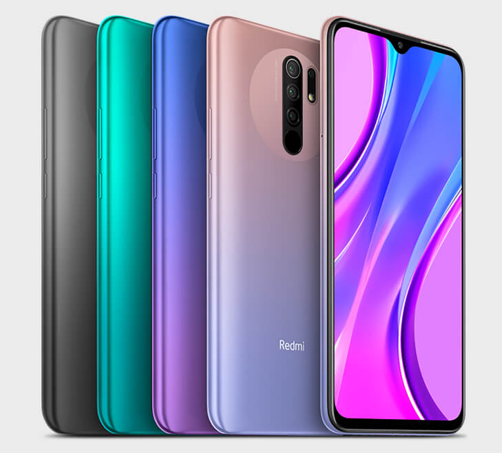 Redmi 9 4+64GB
